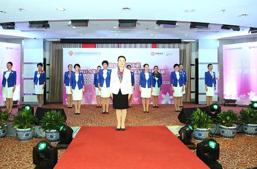 资深女性问题研究专家吕艳芝老师为现场的女职工带来了一场生动的知识大课堂