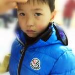 """六岁小浩浩渴望""""心""""生命!"""