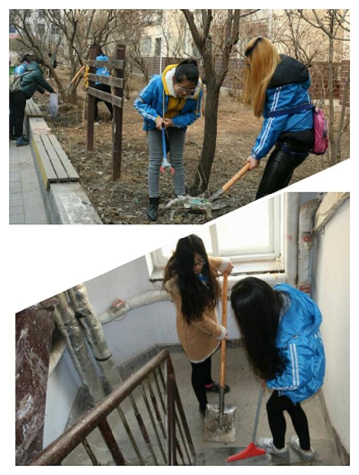 做环保构建和谐社区,治未病共筑健康生活