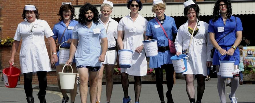 国际慈善日:盘点各国爱心人士为慈善做过的疯狂事