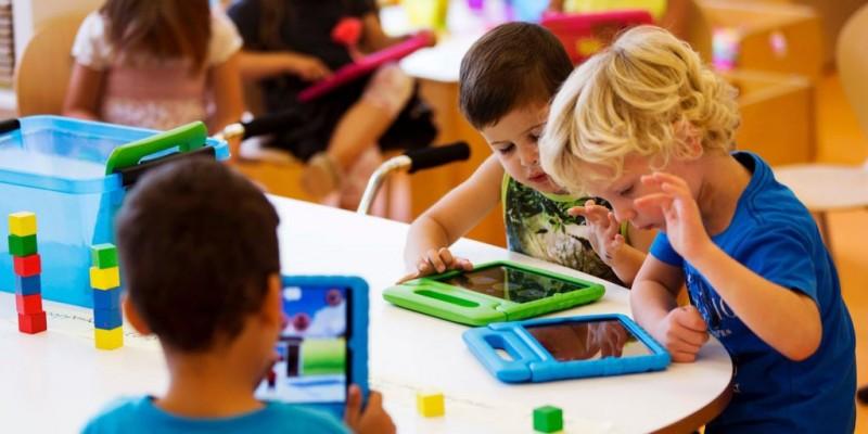 牛津报告:限制儿童使用数字