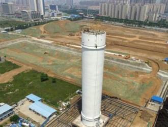 中国建成全球最大空气净化器