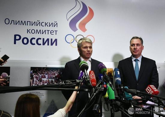 169名俄运动员将收到国际奥