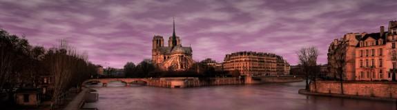巴黎圣母院大火 文明之殇