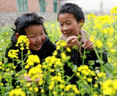 """安徽""""微小学"""":两个老师不离不弃"""