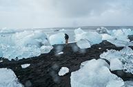 北极冰芯内发现大量微塑料