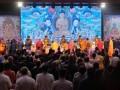 三大语系佛教高僧为香港祈福