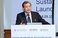 王超:可持续发展正面临新挑战
