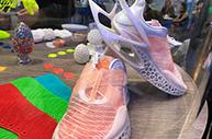 3D打印球鞋材料可100%回收