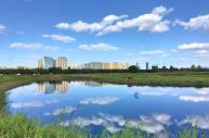 内蒙古包头:城中草原面积不减反增